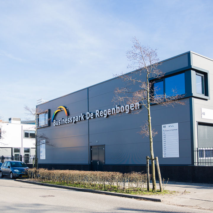 Businesspark De Regenbogen
